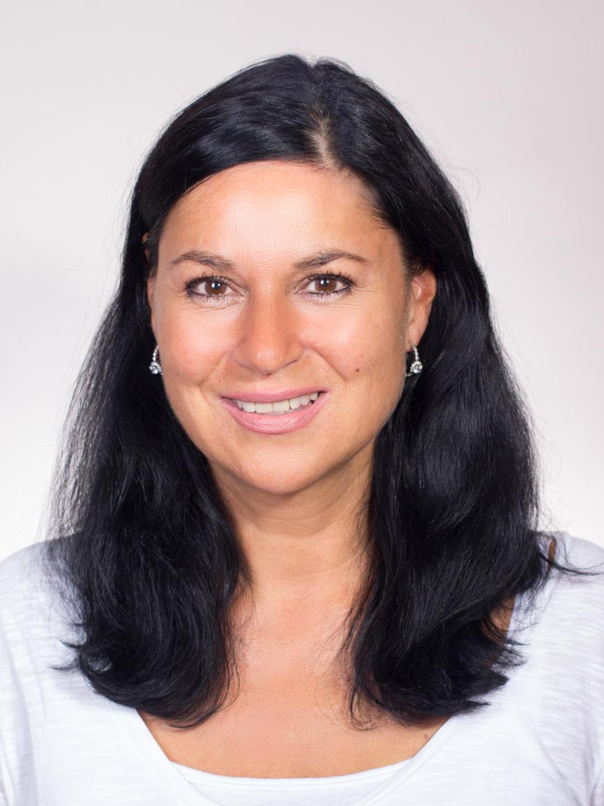 Monika Steiniger Portrait
